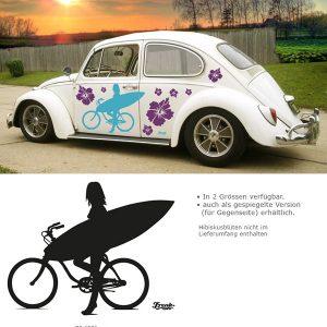 aufkleber_surflady_bike