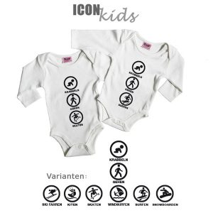Baby Icon Strampler