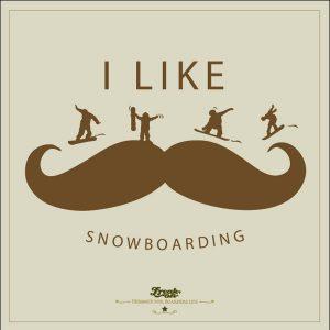 mustache_snow