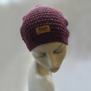 Beanie vinered