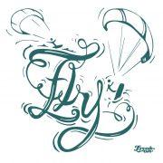 kitesurfing_fly_wallsticker2