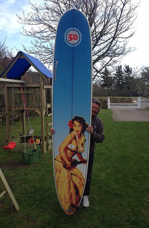 Longboard 9´8_MagmaSurfboards,